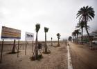 El Estado niega haber paralizado la obra del paseo de Castelldefels