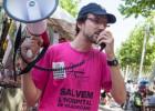 Protesta en el hospital de Viladecans por los colapsos en urgencias