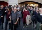 Cataluña vuelve a tener asociacion de artistas, presentada ayer en el Macba