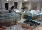 La falta de personal colapsa las urgencias del hospital de La Paz