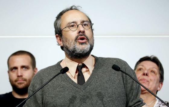Antonio Baños en una imagen de archivo.
