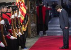 New Catalan premier ignores king and Constitution as he takes oath