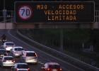 La capital vulnera por sexto año seguido los límites de polución