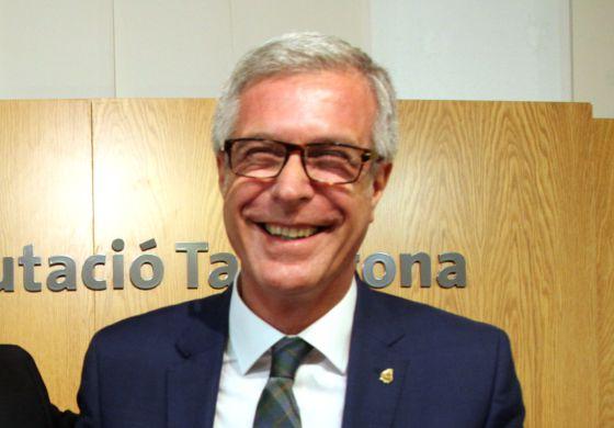 El alcalde de Tarragona, Josep Fèlix Ballesteros