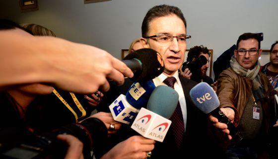 Serafín Castellano, ex delegado del Gobierno de la Comunidad Valenciana