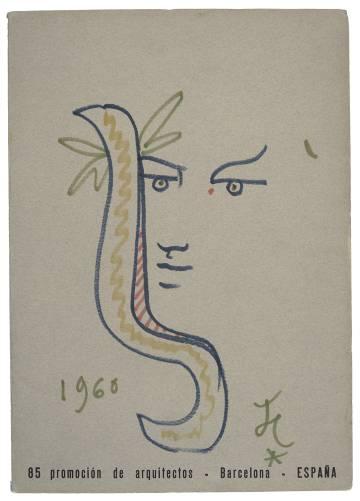 La obra de Jean Cocteau que envió a los alumnos de arquitectura.