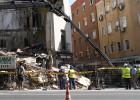 Madrid halla daños en la estructura de 168 edificios de la posguerra