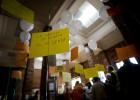 Protesta en Vall d'Hebron por la sanidad pública