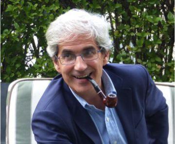El editor Joaquim Palau.