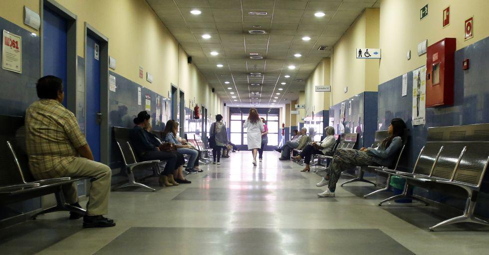 Centro de salud Puerta del Ángel de Madrid,