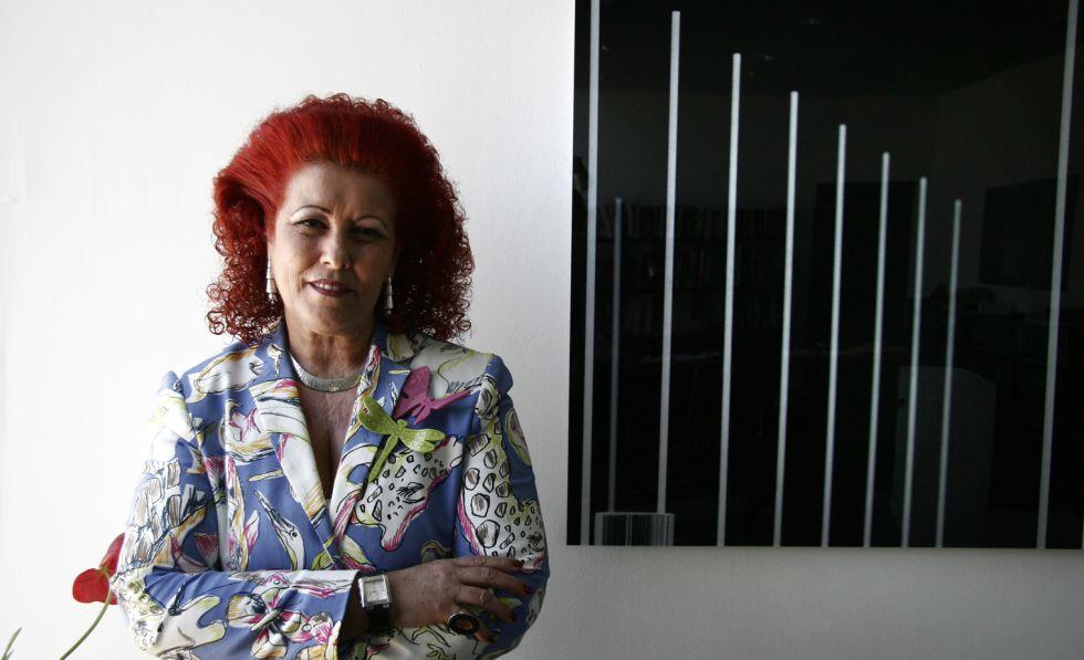 Consuelo Ciscar, exdirectora del IVAM.
