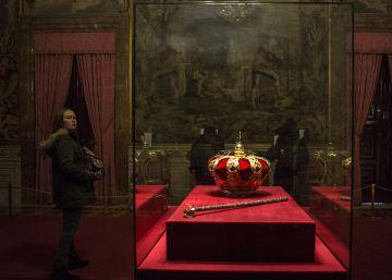 El Palacio Real, el más visitado