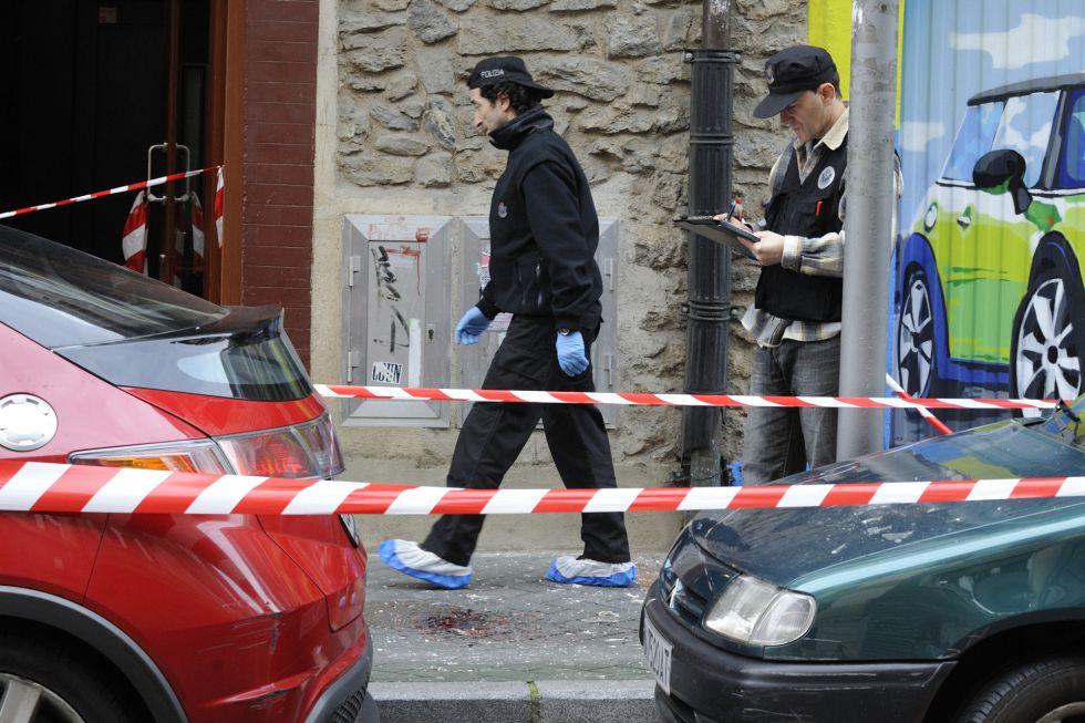 Violencia machista en Vitoria