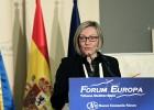 Salvador denuncia el menosprecio de Rajoy hacia el AVE y el corredor