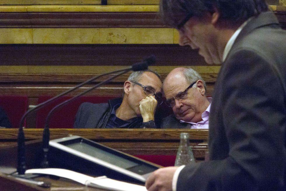 Rabell y Coscubiela, de Catalunya Sí que Es Pot