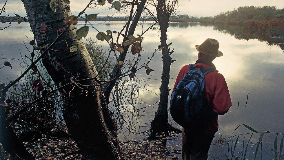 Laguna del Campillo, en Rivas.