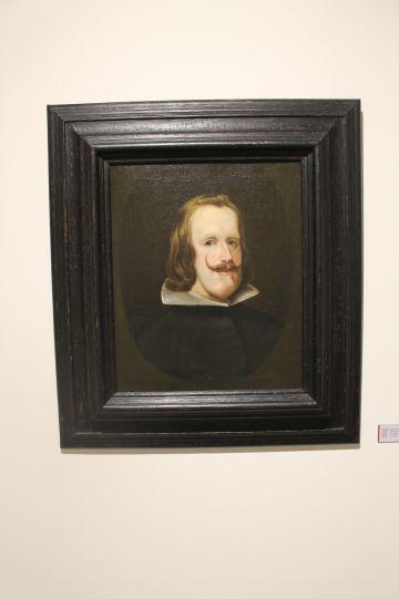 Retrato anónimo de Felipe IV, puesto en cuestión.