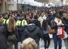 El comerç del centre de Barcelona, contra els horaris de Colau