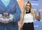 Shakira protagoniza el preestreno de 'Zootrópolis'