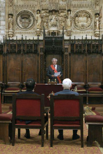Joan Clos, exalcalde de Barcelona, celebra el primer matrimonio gay hace 11 años.