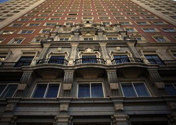 El grupo chino Wanda pone a la venta el edificio España