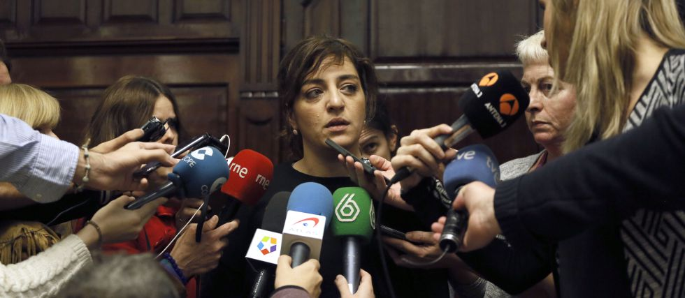 Madrid culture chief Celia Mayer.