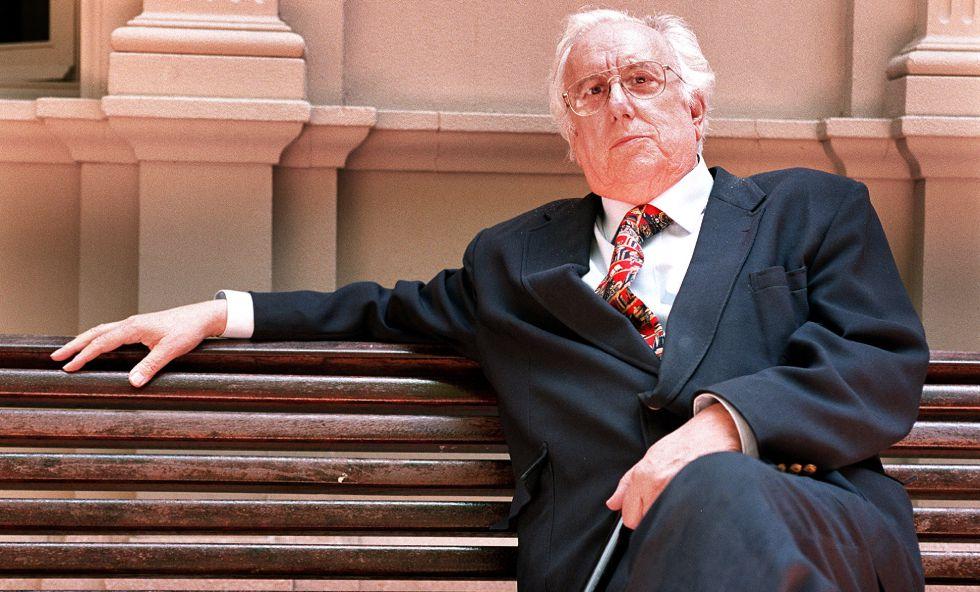 El poeta y escritor Jaume Ferran, en una imagen de 2001.