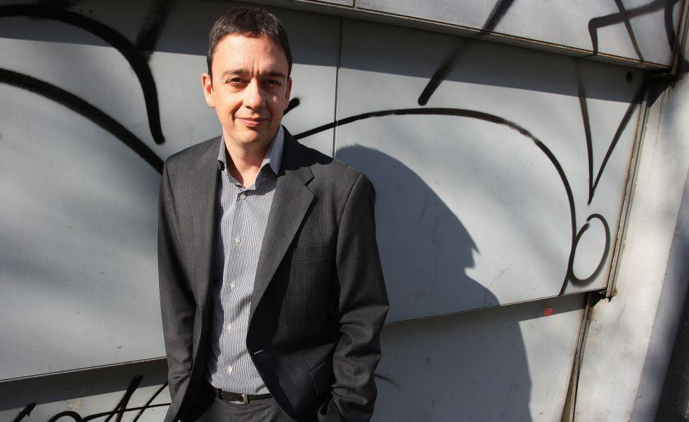 El nuevo director del diario 'Sport', Ernest Folch.