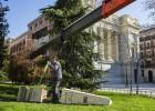 El Ayuntamiento repondrá el monolito al alférez provisional