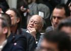 Jordi Pujol reaparece en el homenaje a Casals en el Parlament