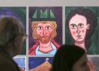 Un pintor románico llamado America Sanchez