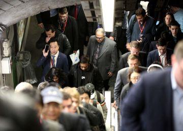 La huelga encona el conflicto entre Colau y la plantilla de Metro