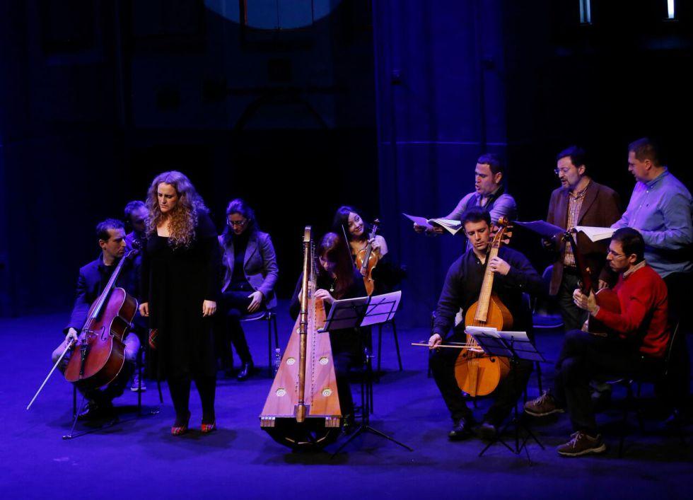 Imagen de promoción del Festival de Arte Sacro, que se celebra entre el 25 de febrero y el 3 de abril en Madrid.