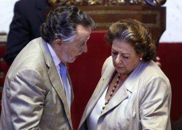 El PP valenciano actuó como un grupo criminal, según la investigación