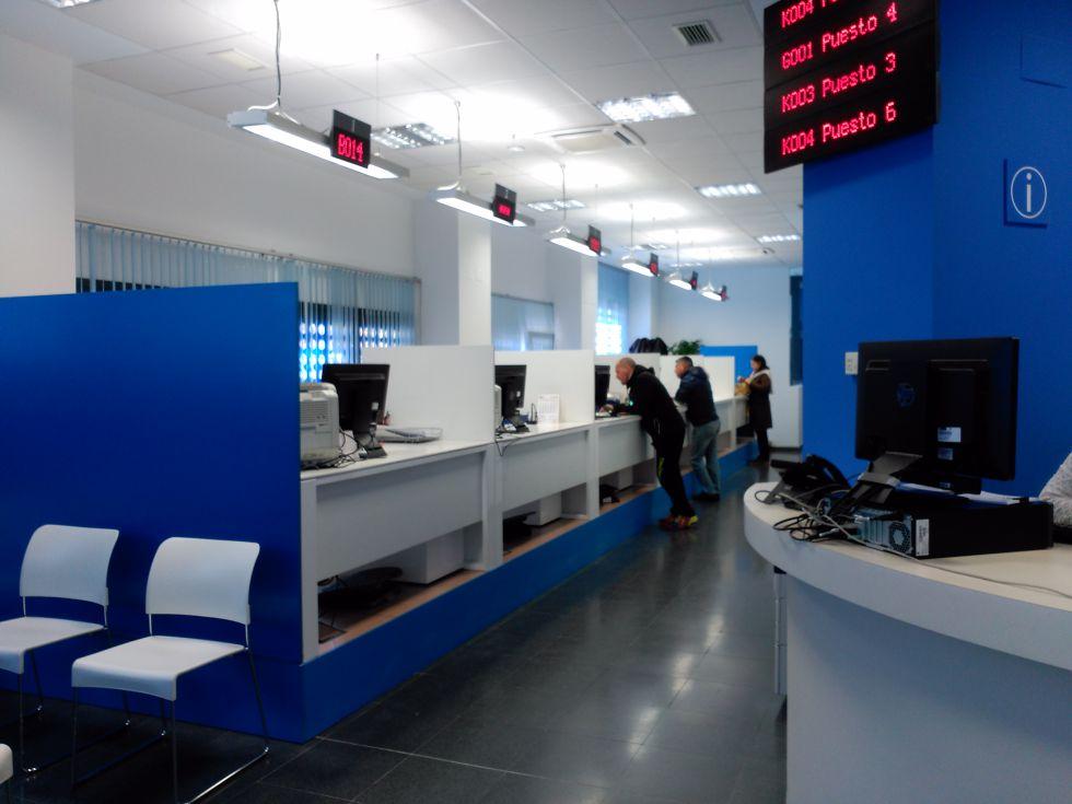 El psoe quiere reorganizar la agencia tributaria municipal for Oficina tributaria madrid