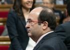 El PSC aplaude un pacto contrario a su estrategia