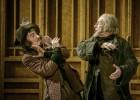 El 'avaro' Joan Pera se ciñe a su papel
