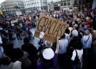 La placa al 15-M en la puerta del Sol enfrenta a PP y Ahora Madrid
