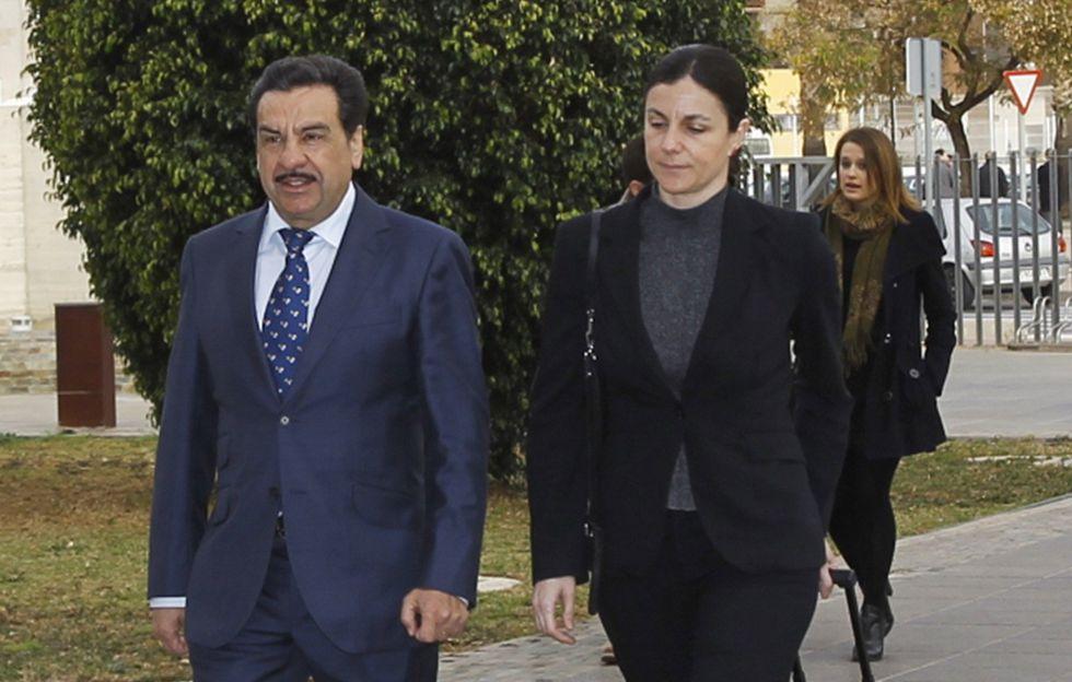 El exvicepresidente de la Diputación de Castellón Francisco Martínez.