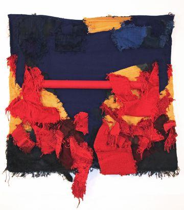 El neoyorquino Michael Soskine apuesta por los tapices de Josep Grau Garriga.
