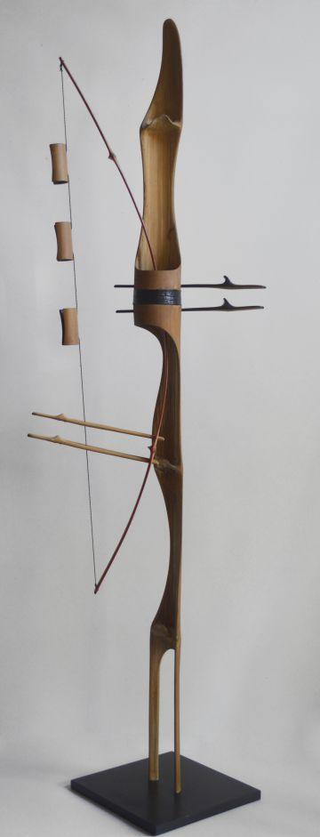 'Estático', obra de Moisès Villèlia expuesta en ARCO.
