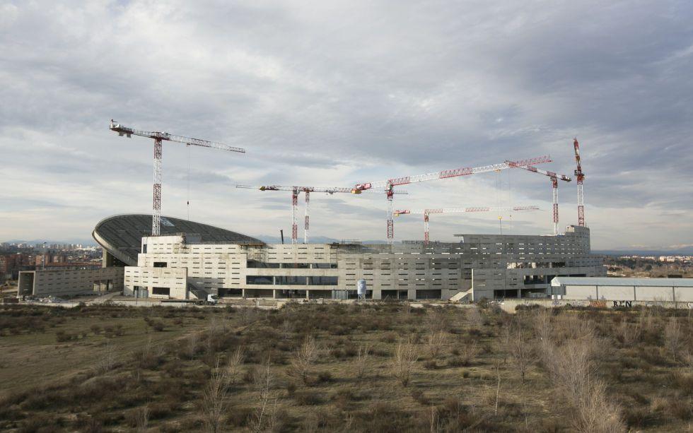 El Ayuntamiento venderá la parcela de La Peineta al Atlético