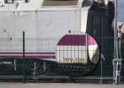 Un rótulo confirma el baile de pesos del tren siniestrado en Santiago