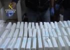 La Guardia Civil se incauta de 130 kilos de cocaína en Serra