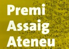 El Ateneu convoca un premio de ensayo gracias a una herencia