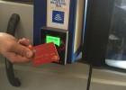 La EMT pone en prueba el pago con tarjeta de crédito sin contacto
