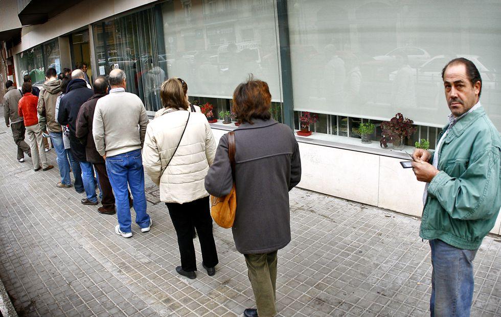 El paro repunta en 380 personas en la comunidad valenciana for Oficina seguridad social valencia