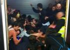 """Madrid Arena: """"Por el pinganillo, dijeron que moriría gente"""""""