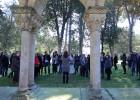 Visita al claustro de Palamós, fuet y copa de vino por 20 euros