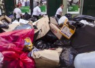 Principio de acuerdo para la huelga de basuras en Málaga